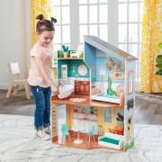 Maison de poupée en bois Emily