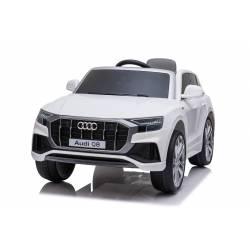 Voiture électrique pour enfant Audi Q8 blanche