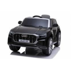 Voiture électrique pour enfant Audi Q8 noire