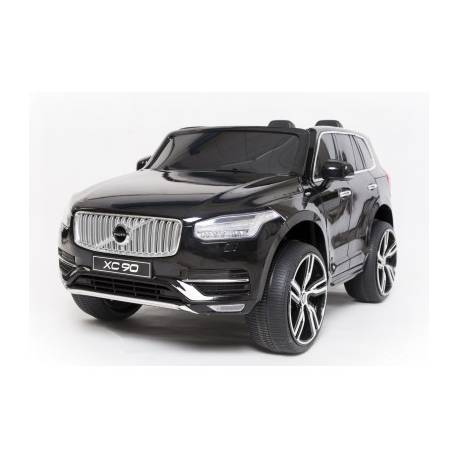 Voiture électrique pour enfant Volvo XC90 black deux places