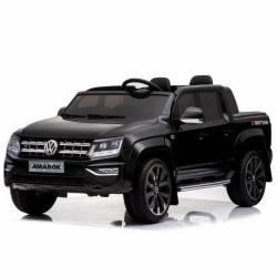voiture électrique Amarok Volkswagen noire