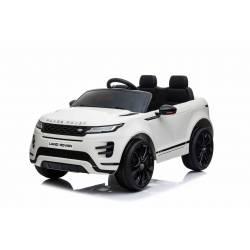voiture électrique pour enfant Range Rover EVOQUE rouge