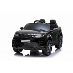 voiture électrique pour enfant Range Rover EVOQUE blanc