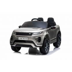 voiture électrique pour enfant Range Rover EVOQUE rouge métallisée