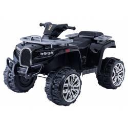 quad électrique noir all road 12V