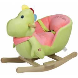 Bascule en bois Dragon babygo