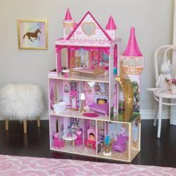 Manoir Treehouse retreat pour poupée