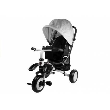 Tricycle pour enfant évolutif PRO400 silver