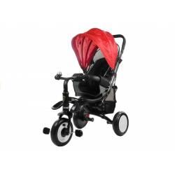 Tricycle pour enfant évolutif PRO400 rouge
