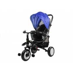 Tricycle pour enfant évolutif PRO400 bleu