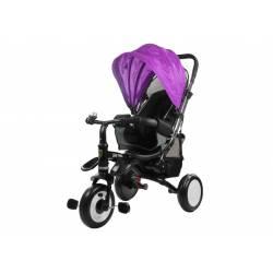 Tricycle pour enfant évolutif PRO400 violet