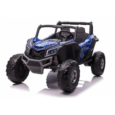 4X4 Buggy XMX 613 bleu spider