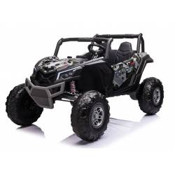 4X4 Buggy XMX 613 rouge spider LCD