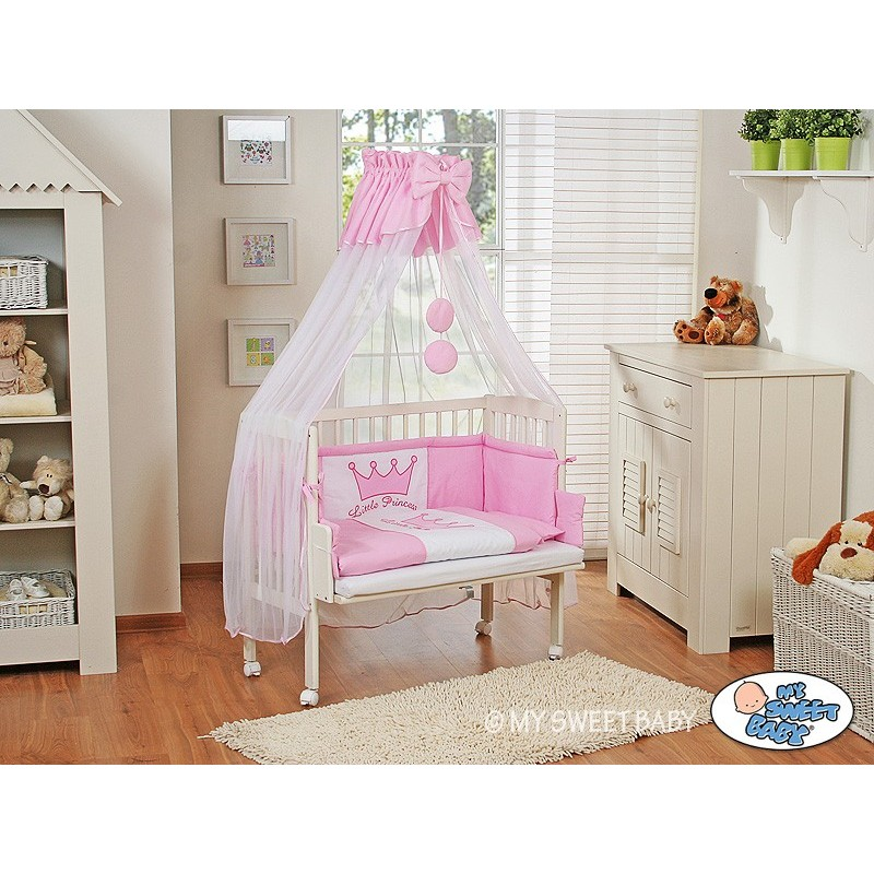 lit cododo mixte pour b b parure rose lit enfant avec matelas. Black Bedroom Furniture Sets. Home Design Ideas