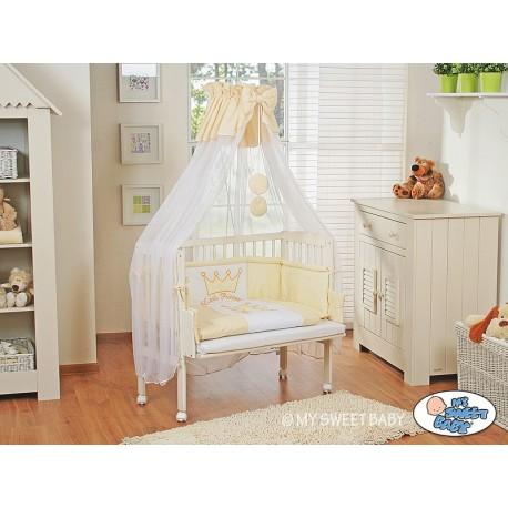 lit cododo pour b b parure cr me lit pour enfant avec. Black Bedroom Furniture Sets. Home Design Ideas