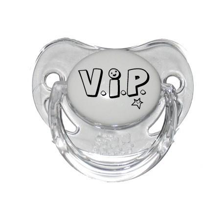 sucette VIP + 6 mois