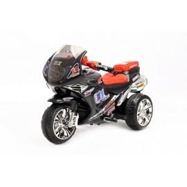 moto électrique sport bike noire