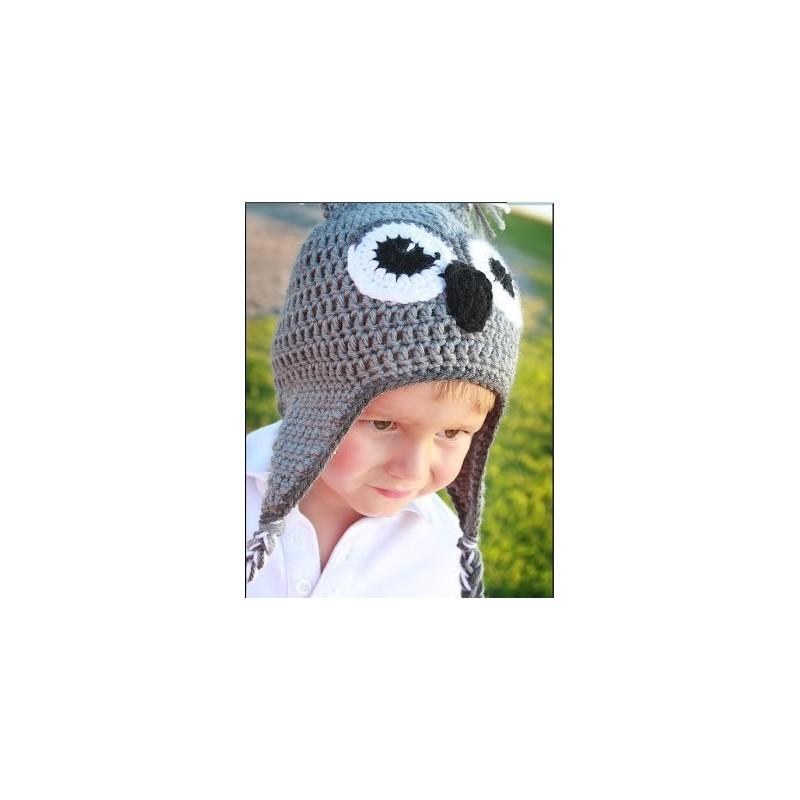 bonnet koala gris. Loading zoom