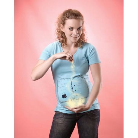 T Shirt de grossesse Formule Magique
