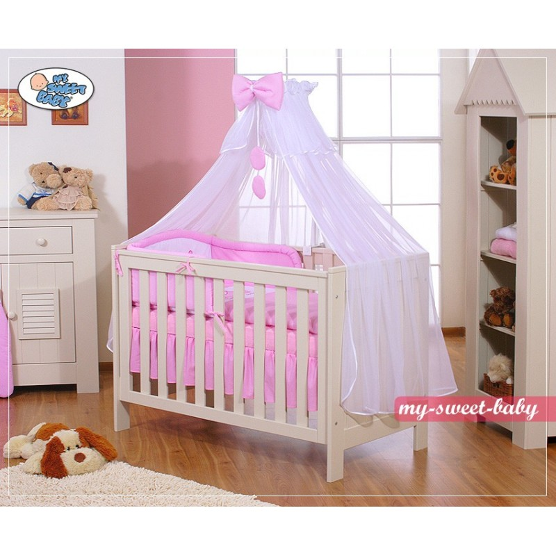 Parure de lit b b prince ou princesse rose linge de lit b b - Parure de lit princesse ...