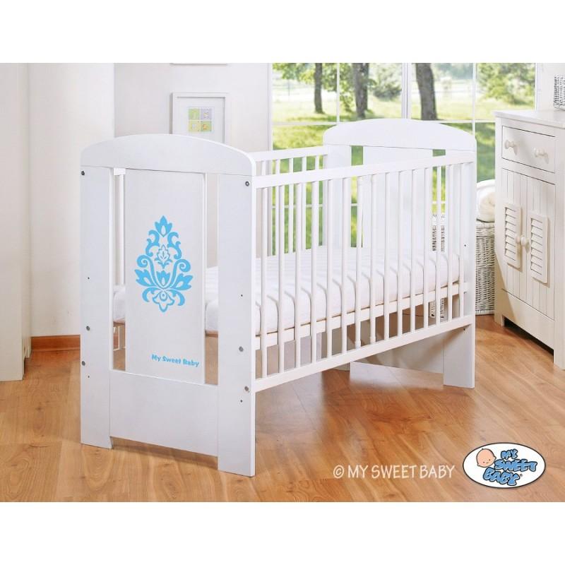 Ophreycom lit bleu pour bebe prelevement d for Idee deco cuisine avec lit rond