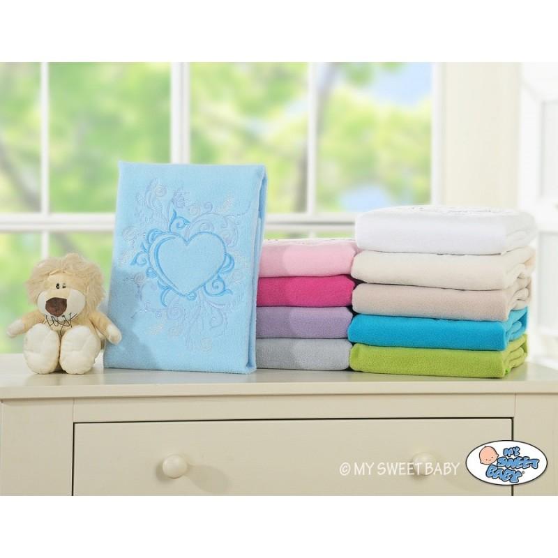 couverture polaire pour b b reve leen accessoires pour lit b b. Black Bedroom Furniture Sets. Home Design Ideas