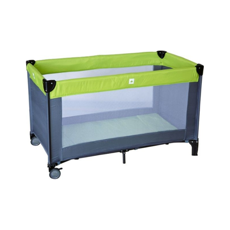 lit parapluie sleeper n o vert lit pliant pour b b. Black Bedroom Furniture Sets. Home Design Ideas