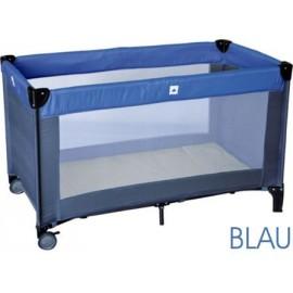 Lit parapluie sleeper Néo bleu babygo
