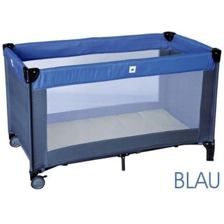 lit parapluie sleeper n o bleu lit pliant pour enfant. Black Bedroom Furniture Sets. Home Design Ideas