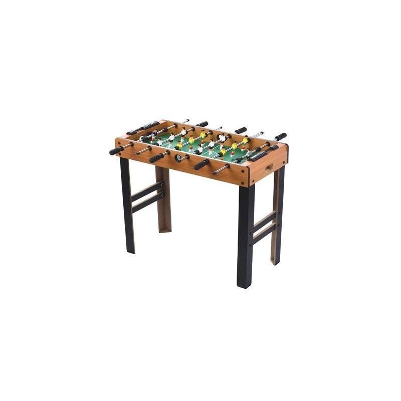 Babyfoot en bois pour enfant table de jeux pour enfant - Table de jeux pour enfant ...