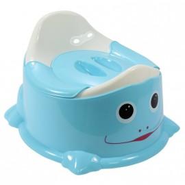 Pot pour bébé bleu