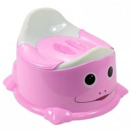 Pot pour bébé rose