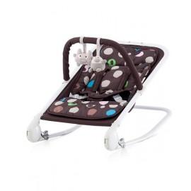 transat bébé baby boo chocolat