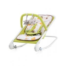 transat bébé baby boo vert