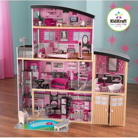 Maison de poupée Sparkle