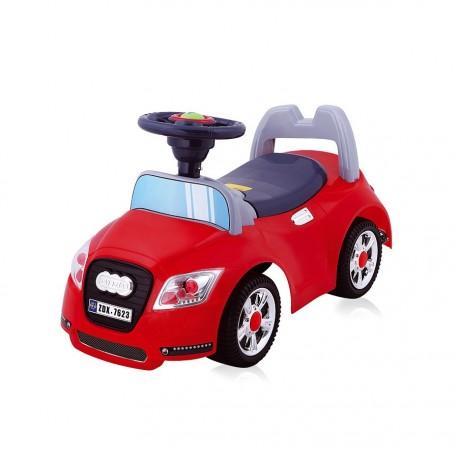 voiture porteur Adi pour enfant rouge