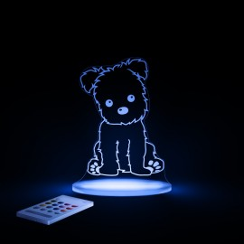 veilleuse pour bébé à led Sleepy Light le chien