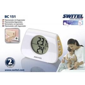 Thermomètre - hygromètre Switel BC151
