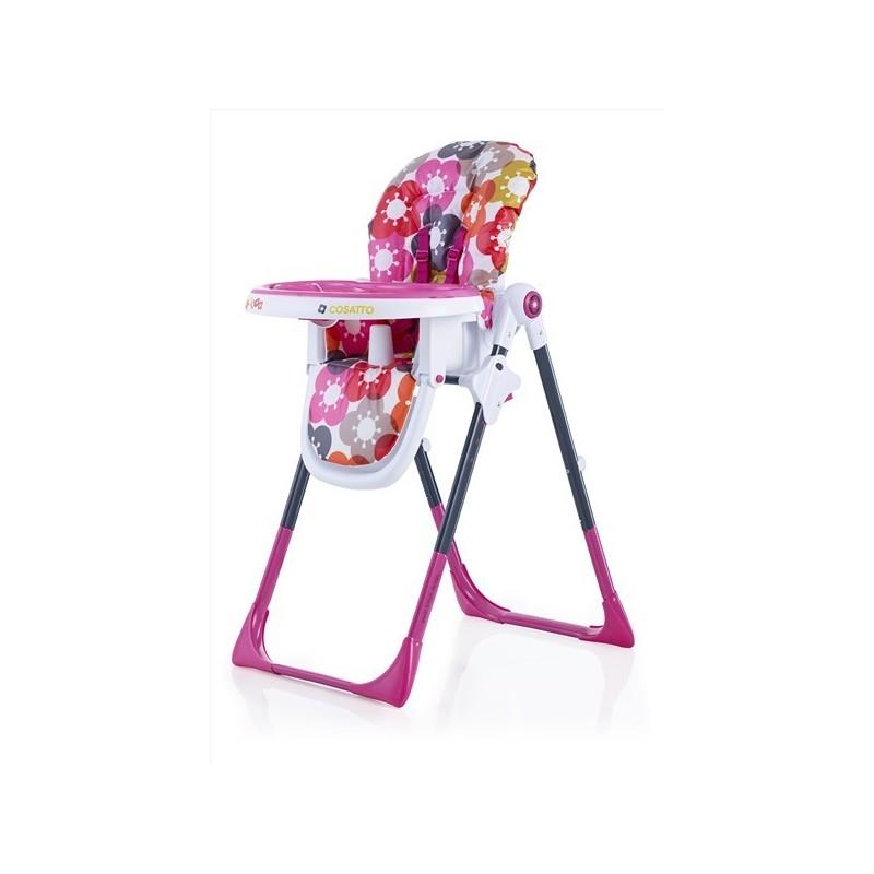 chaise haute r glable pour b b noodle pop pidelic cosatto. Black Bedroom Furniture Sets. Home Design Ideas