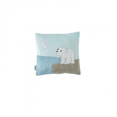 coussin flocon l'ourson