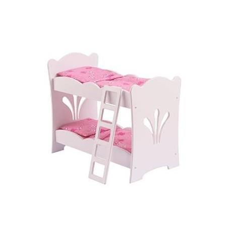lit superpos pour poup e kidkraft. Black Bedroom Furniture Sets. Home Design Ideas
