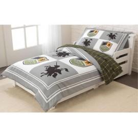 parure de lit pour enfant chevalier