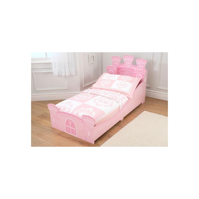 lit ch teau de princesse pour b b et enfant achat vente de lit pour b b. Black Bedroom Furniture Sets. Home Design Ideas