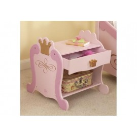 Table de chevet princesse
