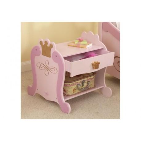 Table de chevet princesse