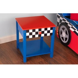 Table de chevet voiture de course