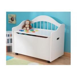 Coffre à jouets pour bébé édition limitée blanc - Chambre bébé