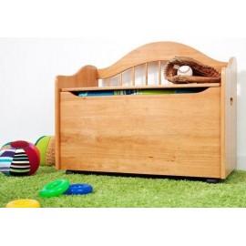Coffre à jouets pour bébé édition limitée naturel - Chambre bébé