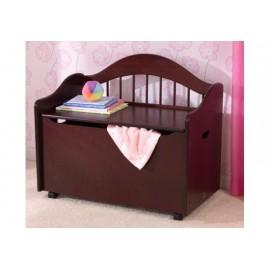 Coffre à jouets pour bébé édition limitée cerise - Chambre bébé