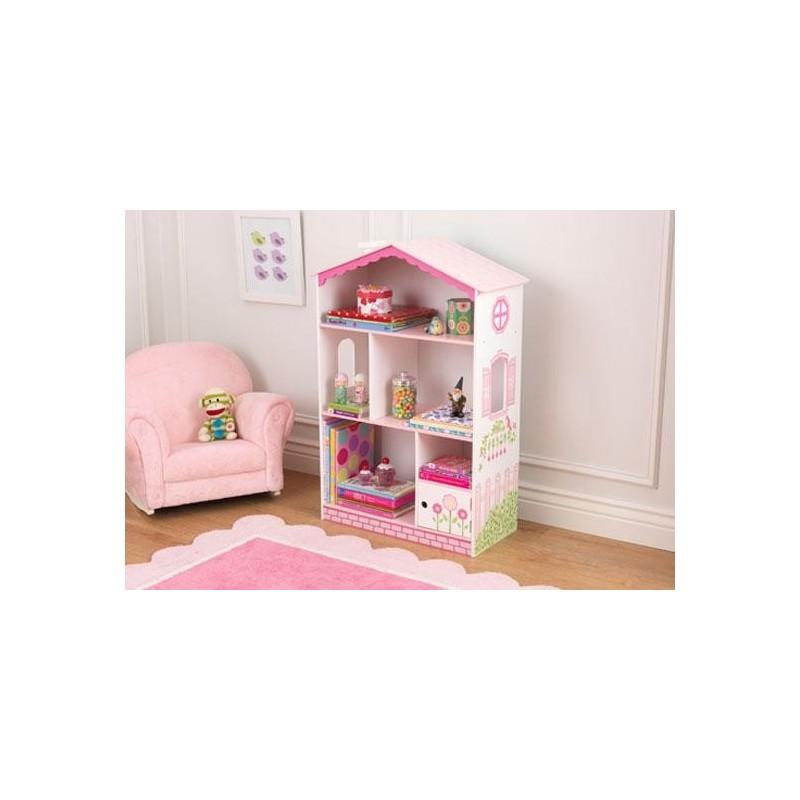 biblioth que maison de poup e chambre b b. Black Bedroom Furniture Sets. Home Design Ideas